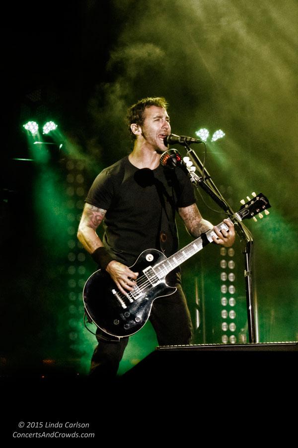 Godsmack, October 2015