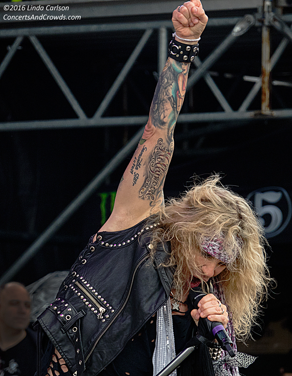 Steel Panther, ROTR 2016